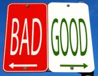 good guys vs bad guys in personal business